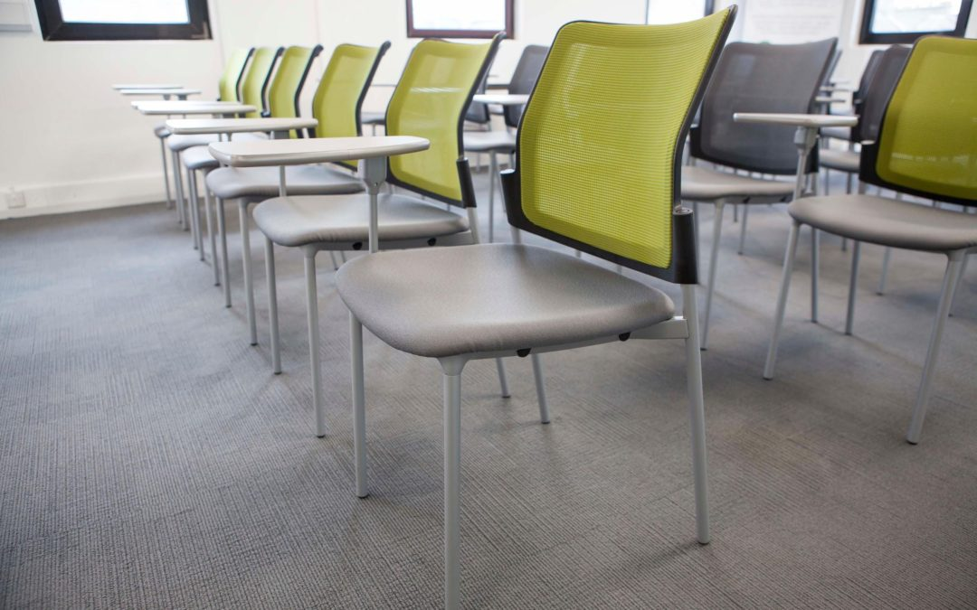 Green: The New Naturals in Office Interior Design 2020
