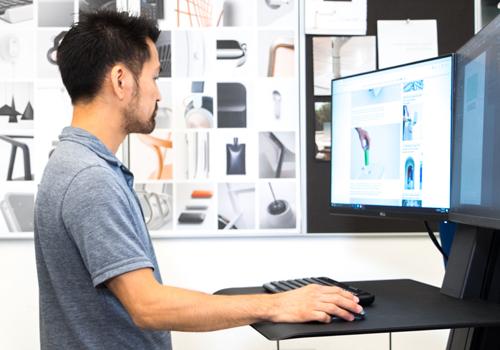 Ergonomics: Posture, Multipurpose furniture and Comfortable Havens