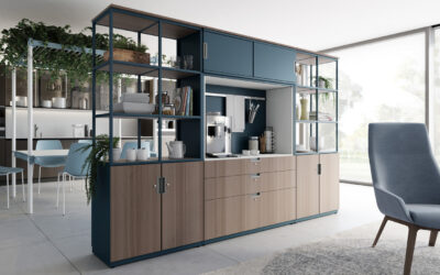 The Interior Architect's Guide: Office Storage and Personal Space