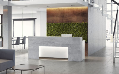 The Interior Architect's Guide: Front Office Reception