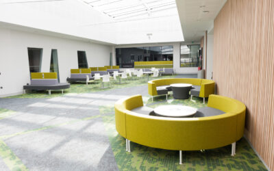 The Interior Architect's Guide: Collaborative Furnishings and Meetings