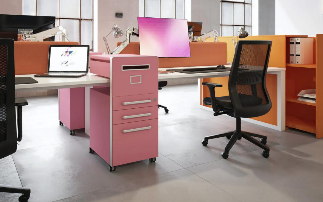 Hottest Trends in Small Office Interiors