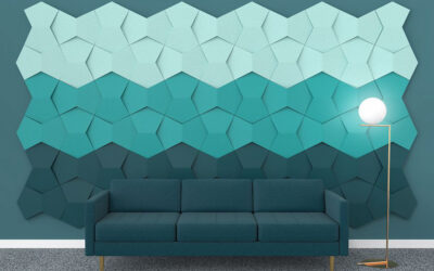 Acoustic Wall Panels from Fluffo
