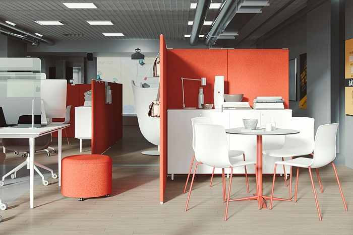M2 Office Interiors Window Features