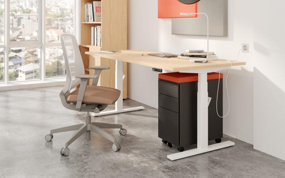 Leap Height Adjustable Desk