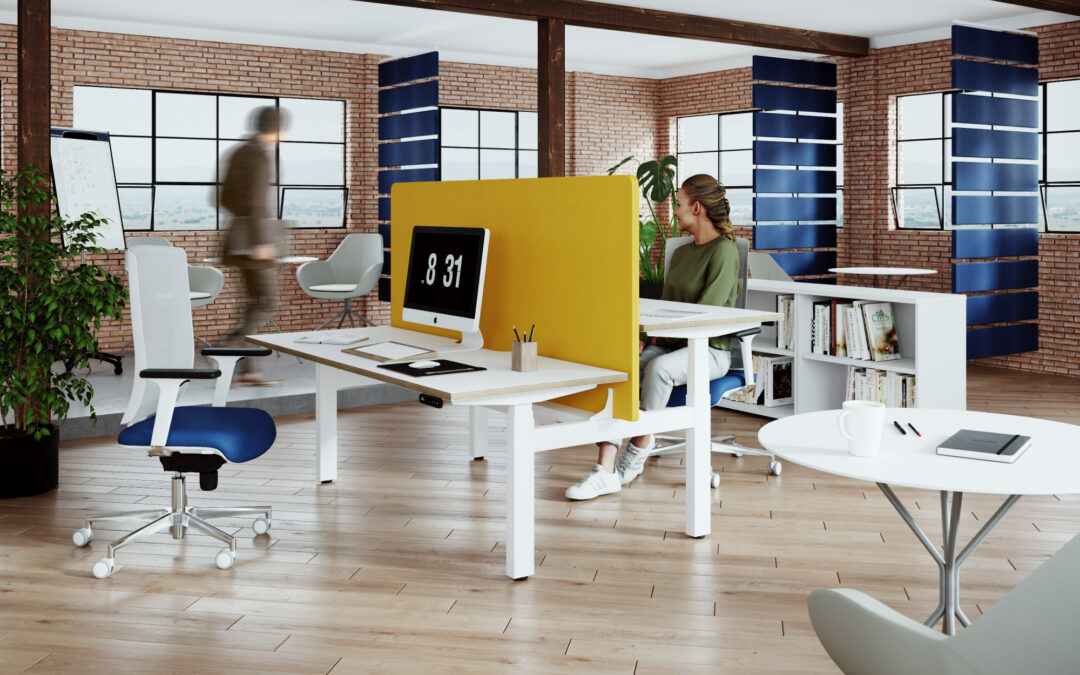 The Health Benefits of a Height Adjustable Desk