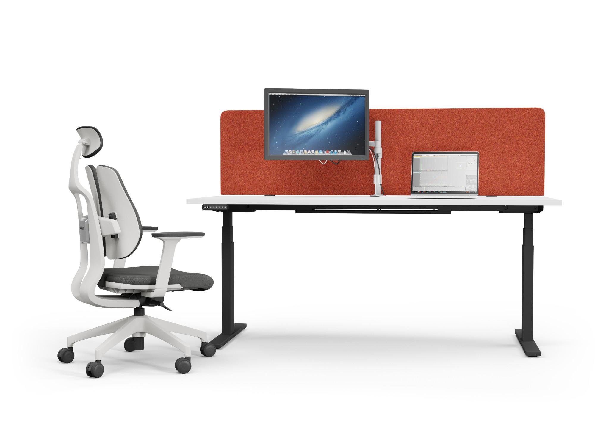 m2 office interiors leap desk