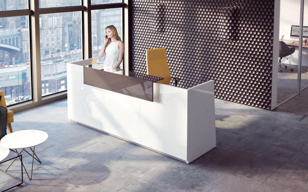 Libra – Reception Desk