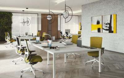 Workplace Design will change based on the events of 2020 – by getting better