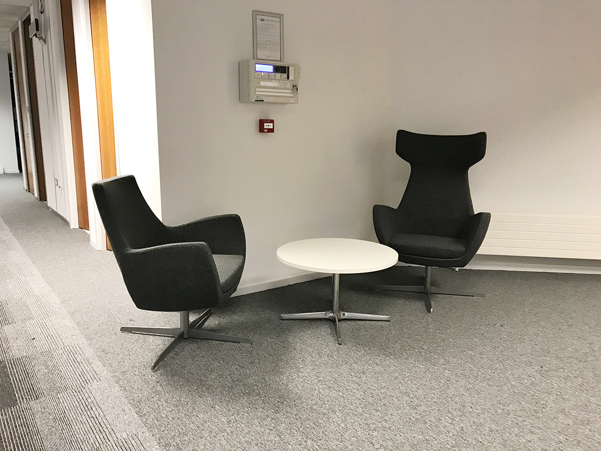 AMCS fit out by M2 Office Interior