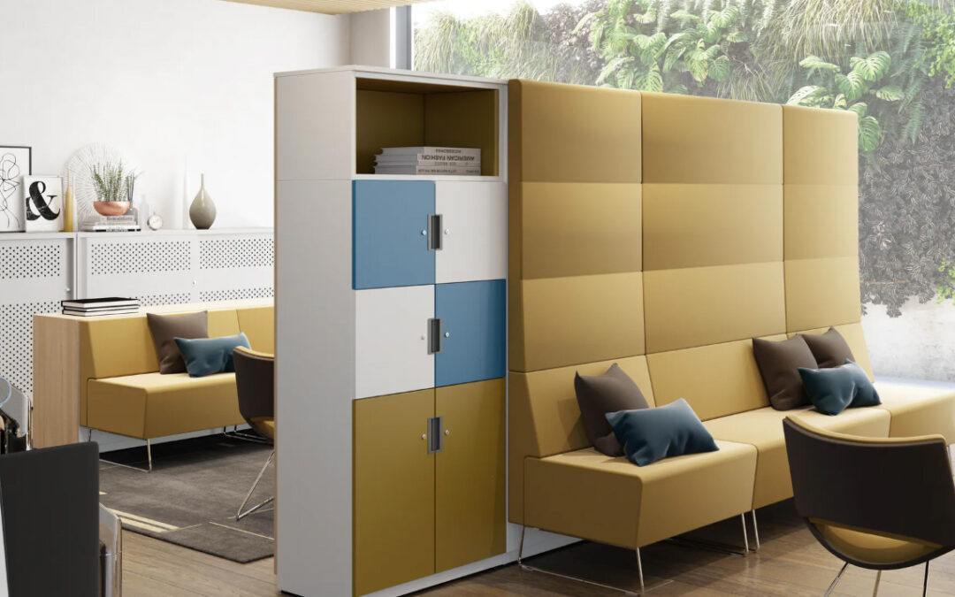 Personal Storage and the Open Plan Office